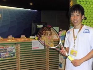 大橋コーチがソフトテニスを始めたきっかけとは