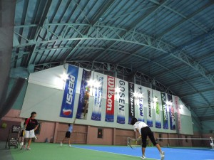 ノアインドアテニススクール